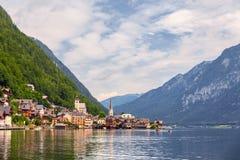 Free Hallstatt Village View, By The Hallein Salt Mine, Near Salzburg, Austria Royalty Free Stock Images - 78539269
