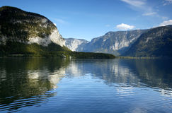 Hallstattersee Royalty Free Stock Image