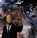 Hallucinogenic abstract Stock Photos