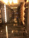 hallway fotografia de stock royalty free