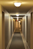 Hallway Royalty Free Stock Photo