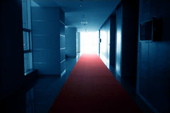 Hallway Royalty Free Stock Photography
