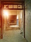 hallway stock fotografie
