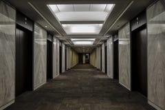 hallway Stock Foto's