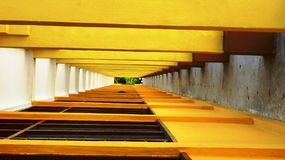 hallway Royalty-vrije Stock Foto's