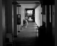 hallway imagem de stock royalty free