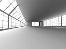 Hallway Architecture Royalty Free Stock Image