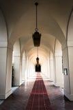 Hallway at City Hall, in Pasadena  Stock Photo