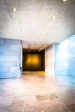 Hallway in the East Building of the National Gallery of Art, Was Royalty Free Stock Photos