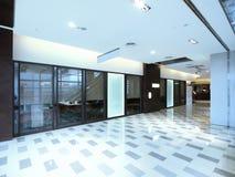 Hallway of hotel Stock Photos