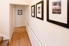 Hallway interior Stock Photo