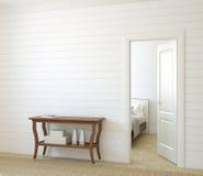 Hallway. Stock Image