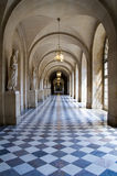 Hallway at Palace of Versailles Royalty Free Stock Photography