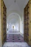 Hallway (Sambata de Sus resort) Stock Photography