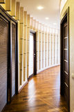 Hallway in smart place Stock Photography