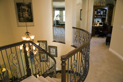 Hallway and Staircase Stock Photography