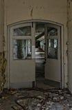 The Hallways Stock Image