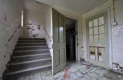 The Hallways Royalty Free Stock Photography