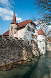 Hallwyl Water Castle Stock Image
