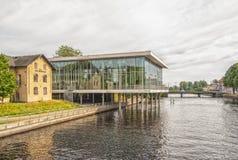 Halmstad University Stock Images