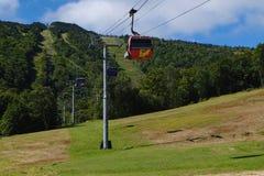 Halna gondola Zdjęcie Royalty Free
