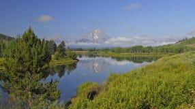 halna rzeka Obraz Stock
