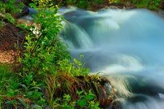 halna rzeka Obrazy Royalty Free