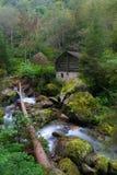 halna rzeka Zdjęcia Royalty Free