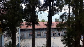 Halna szkoła wyższa Zdjęcie Royalty Free