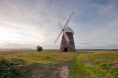 Halnaker windmill. Stock Images