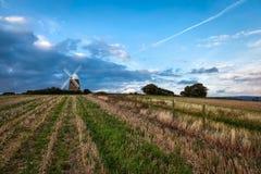 HALNAKER WINDMILL, NEAR CHICHESTER/UK - SEPTEMBER 25 : Halnaker Royalty Free Stock Photography