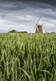 Halnaker windmill near Chichester,West Sussex,England Royalty Free Stock Photo
