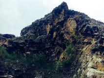 Halne skały obrazy stock