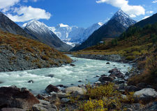 Halny Altai fotografia stock