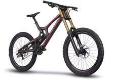 Halny bicykl Obraz Stock