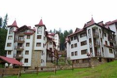 Halny hotel Fotografia Royalty Free