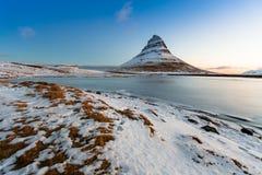 Halny Iceland Obrazy Royalty Free