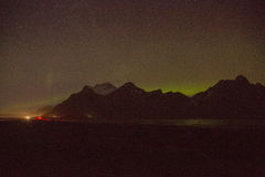 Halny Iceland Fotografia Royalty Free