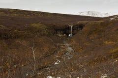 Halny Iceland Fotografia Stock