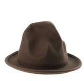 Halny kapelusz lub vivienne westwood kapelusz zdjęcia stock