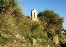 Halny kościół Fotografia Stock