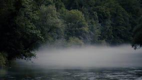 Halny mgłowy cyklon zbiory wideo