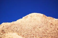 Halny piasek Zdjęcie Stock