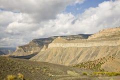 halny południowy Utah Zdjęcia Royalty Free