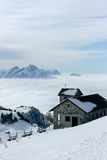 halny rigi Switzerland Obrazy Stock