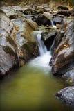 Halny strumień Zdjęcie Royalty Free