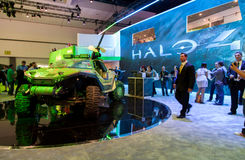 Halo 4 at E3 2012 Stock Images