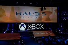 Halo 5 Beschermers royalty-vrije stock foto's