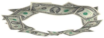 Halo del dinero Ilustración del Vector