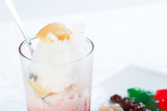 Halo halo Stock Photography